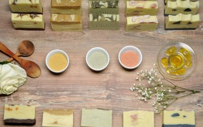 Stará dobrá, ručně vyráběná přírodní mýdla